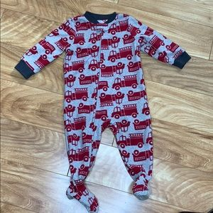 Carter's Fleece baby pajamas